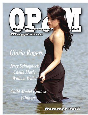 OP&M Magazine (Ohio Photographer & Model)