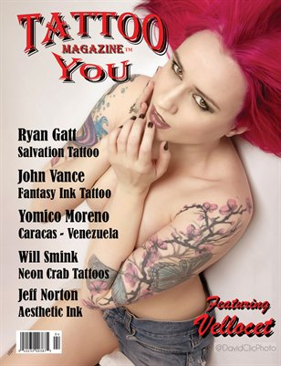 Tattoo You Magazine April 2014