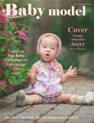 baby Model magazine Issue 7 Volume 5 2019
