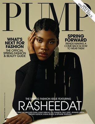 PUMP Magazine | The April Preview Edition | 2021