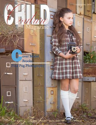 Child Couture Magazine Anniversary Issue 2016