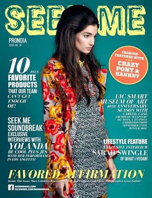 Seek.me Magazine Issue EIGHTEEN