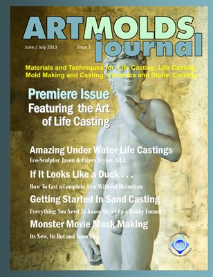 ArtMolds Journal June-July 2013 Vol. 1