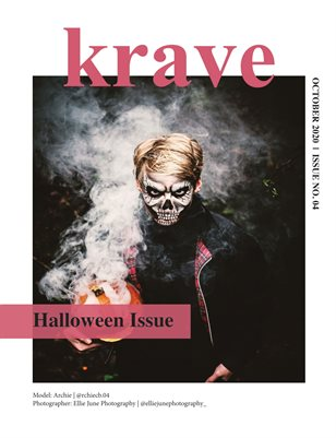 KRAVE Magazine | Issue No.04 | Halloween