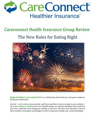 Careconnect Health Insurance Group Review: 5 Numbers for the 4th of July