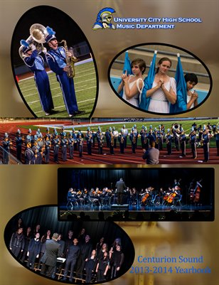 UCHS Music Yearbook 2013-2014