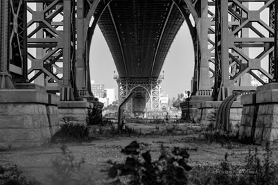 Under Manhattan Bidge
