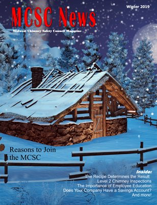 MCSC News Magazine Winter 2019