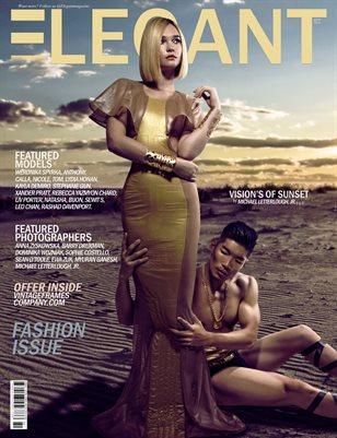 Fashion Book #4 (April 2014)