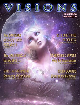 Visions Paranormal Magazine 2