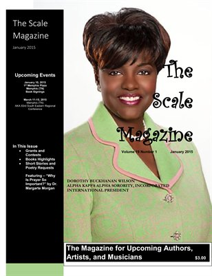 January 2015 - The Scale Magazine