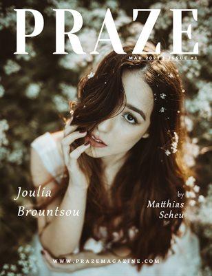 PRAZE Magazine | Mar 2021 - Issue #1