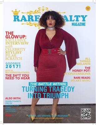 Rare Royalty Magazine Fall/Winter Edition 2017