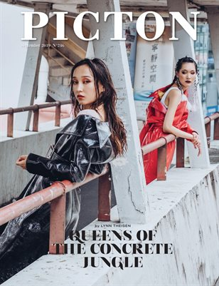 Picton Magazine SEPTEMBER  2019 N246 Cover 2