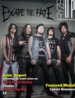 Ryze Up Magazine - February 2014