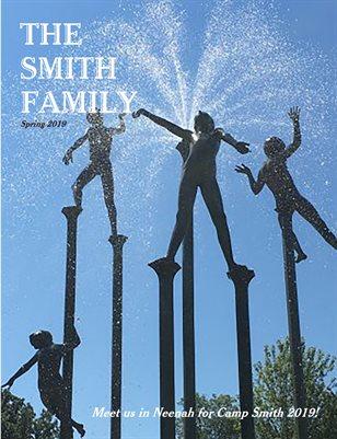 Spring 2019 Smith Family Newsletter