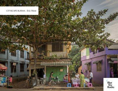 Cityscape Burma - Eric West