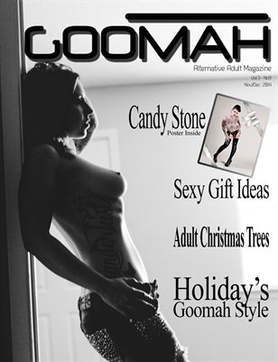 Goomah Magazine - Nov/Dec 2014 - Cover 2