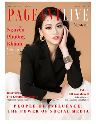 PageantLIVE Magazine Issue 1