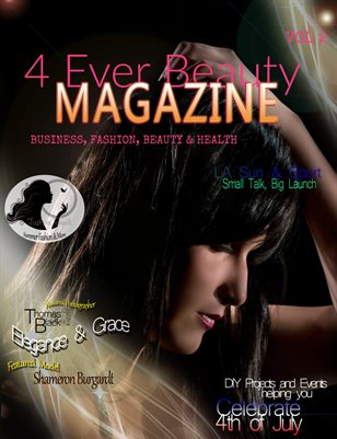 SD 4 Ever Beauty Magazine Vol 2 July 2017