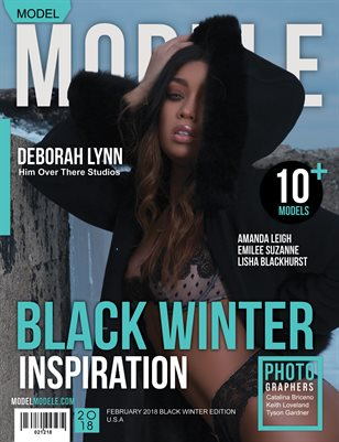 BLACK WINTER INSPIRATION: DEBORAH