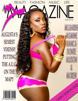 """M"" Magazine's VIXEN EDITION"