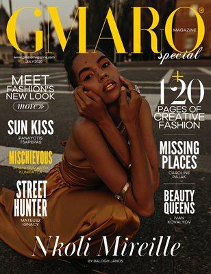 GMARO Magazine July 2020 Issue #32