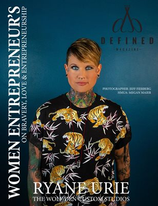 DEFINED MAGAZINE - TWENTY FIFTH EDITION V2