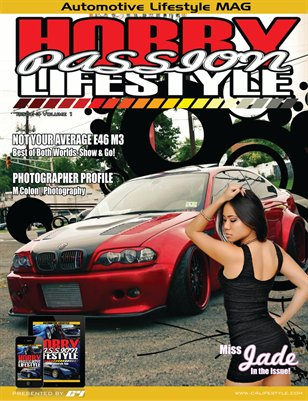 HOBBY PASSION LIFESTYLE Issue 3