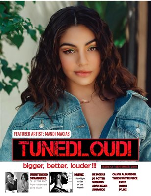 TunedLoud Magazine September 2019
