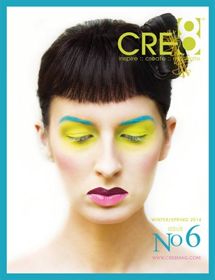 Cre8 Magazine Issue #6