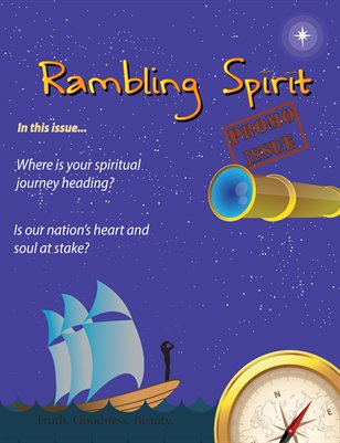 Rambling Spirit promo issue
