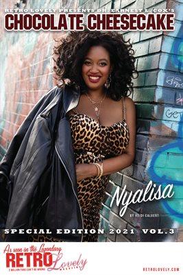 Chocolate Cheesecake 2021 – Vol.3 Nyalisa Cover Poster
