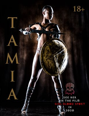 Tamia - Fierce Female Ebony Warrior | Bad Girls Club Magazine