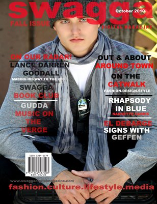 Swagga Digital Magazine Fall Issue 2010 Portfolio II Collectors Issue