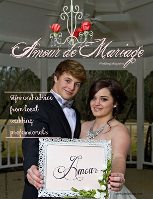 Amour de Mariage Wedding Magazine Issue 2