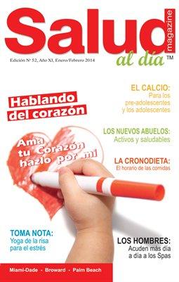 Edicion # 52, A�o XI, Enero/Febrero 2014