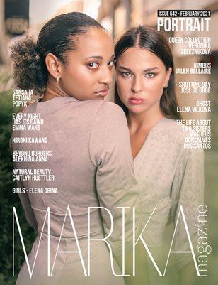 MARIKA MAGAZINE PORTRAIT (ISSUE 642 - February)