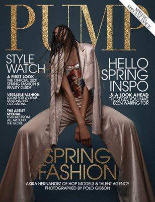 PUMP Magazine | The Global Fashion Issue | Vol.4 | April 2021