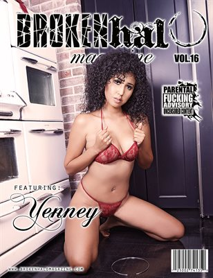 Broken Halo Magazine Vol.16 Featuring Yenney