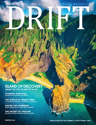 DRIFT Travel Winter 2018