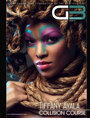 G3 Magazine Issue 41 (Tiffany Ayala Cover)