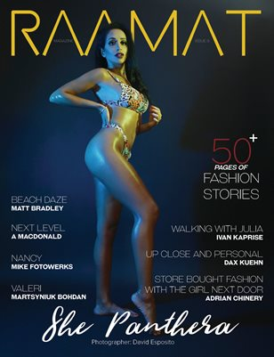 RAAMAT Magazine January 2021 Issue 9