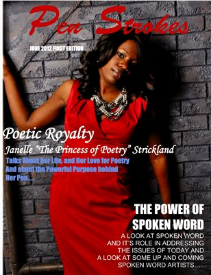 "PEN STROKES MAGAZINE ""PRINCESS"" EDITION"