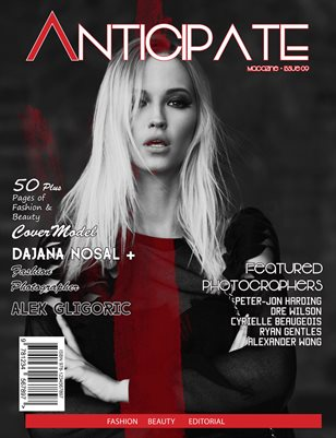 Anticipate Magazine Issue 9