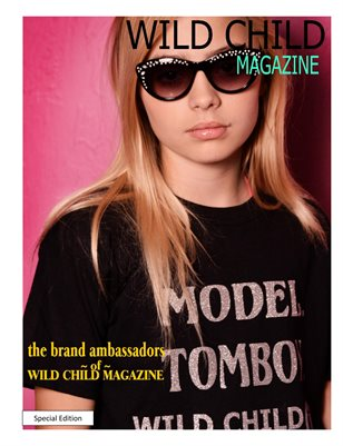 Wild Child Magazine Brand Ambassador Fall Edition