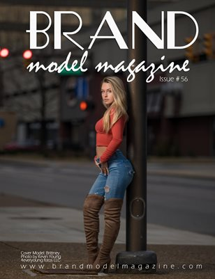 Brand Model Magazine  Issue # 56