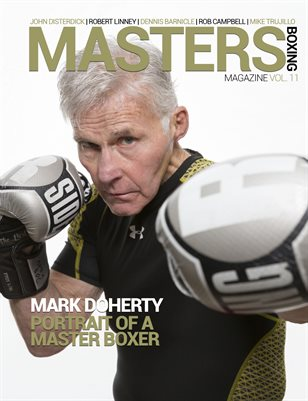 Masters Boxing Magazine Vol. 11