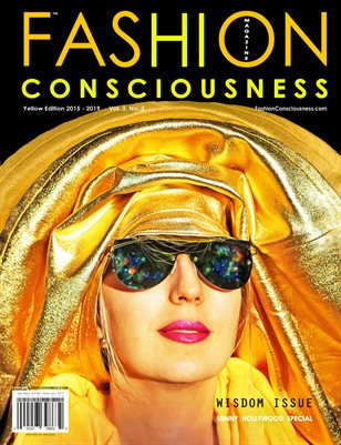 FASHION CONSCIOUSNESS Magazine - Yellow Edition  I  Wisdom Issue 2015-2019