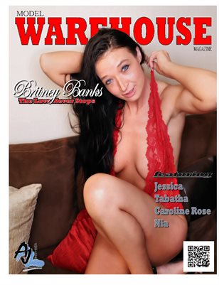 Britney Banks 2019 Valentine's Day Issue